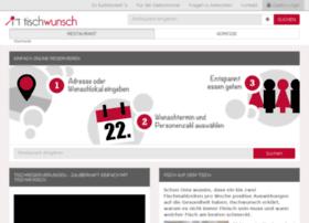 Tischwunsch.de thumbnail