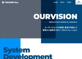 Tiscoinf.co.jp thumbnail