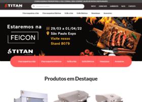 Titanchurrasqueiras.com.br thumbnail