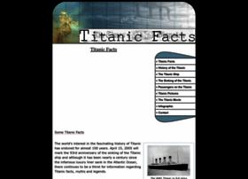 Titanic-facts.com thumbnail