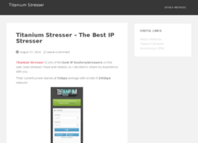 Titaniumstresser.url.ph thumbnail