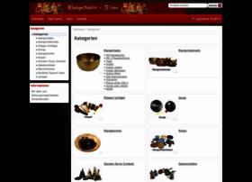 Tivas-klangschalen.de thumbnail