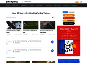Tiz-cycling.io thumbnail