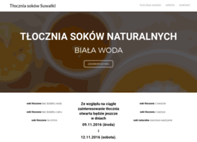 Tloczniasokow.pl thumbnail