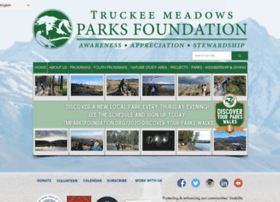 Tmparksfoundation.org thumbnail