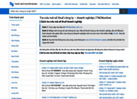 Tncnonline.com.vn thumbnail