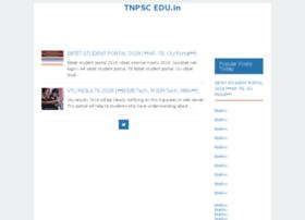 Tnpscedu.in thumbnail