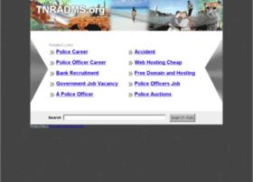 Tnradms.org thumbnail