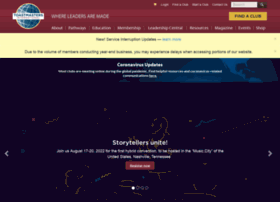 Toastmasters.org thumbnail