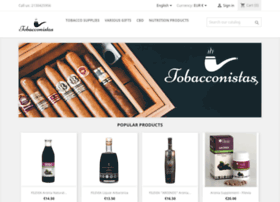 Tobacconistas.gr thumbnail