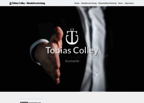 Tobiascolley.de thumbnail