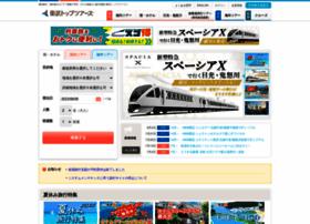 Tobutoptours.jp thumbnail
