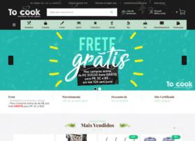 Tocook.com.br thumbnail