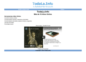 Todala.info thumbnail