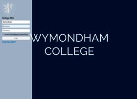 Today.wymondhamcollege.org thumbnail