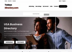 todaysdirectory com at WI  USA Todays Directory of USA Local