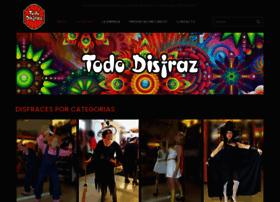 Tododisfraz.com.ar thumbnail