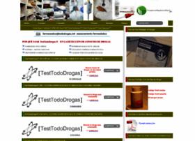 Tododrogas.net thumbnail