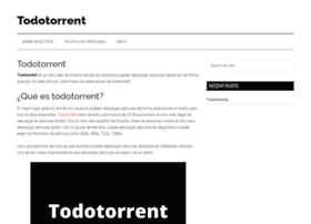 Todotorrent.website thumbnail