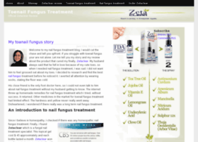 Toenailfungus-treatment.net thumbnail