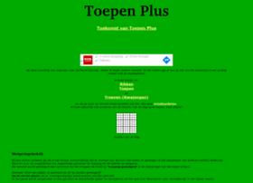 Toepenplus.eu thumbnail