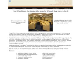 Toftotalofficefitouts.street-directory.com.au thumbnail