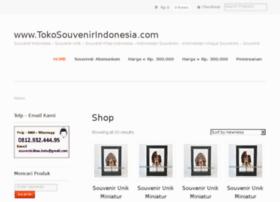 Tokosouvenirindonesia.com thumbnail