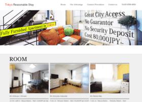 Tokyo-apartments.net thumbnail
