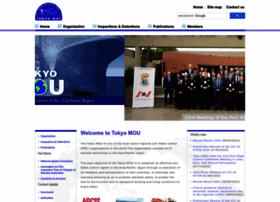Tokyo-mou.org thumbnail