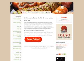 Tokyosushiok.com thumbnail