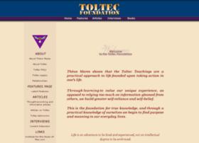 Toltec-foundation.org thumbnail