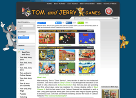 Tom-and-jerry-games.com thumbnail