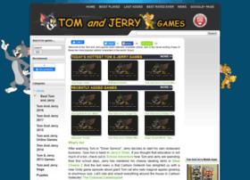 Tomjerrygames.com thumbnail