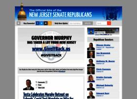 Tomkean.senatenj.com thumbnail
