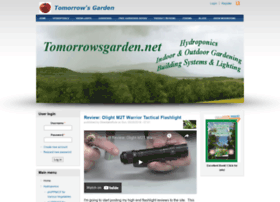 Tomorrowsgarden.net thumbnail