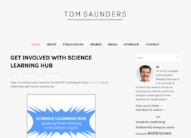 Tomsaunders.co.nz thumbnail