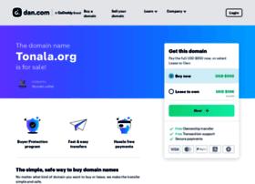 Tonala.org thumbnail