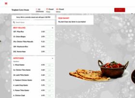Tonghamcurryhouse.co.uk thumbnail