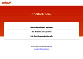 Toniforti.com thumbnail