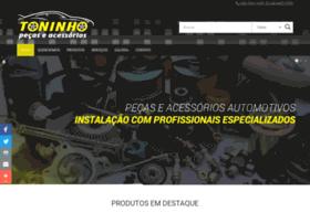 Toninhoautopecas.com.br thumbnail
