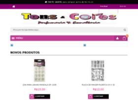 Tonsycores.com.br thumbnail