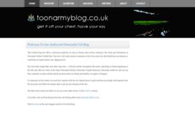 Toonarmyblog.co.uk thumbnail