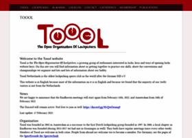 Toool.nl thumbnail