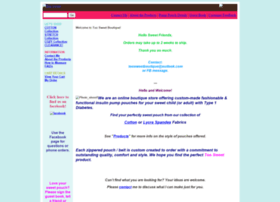 Toosweetboutique.net thumbnail