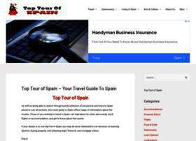 Top-tour-of-spain.com thumbnail