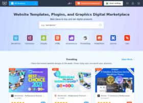Top-web-templates.com thumbnail