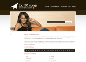 Top50songs.net thumbnail