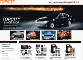 Topcitylights.com thumbnail