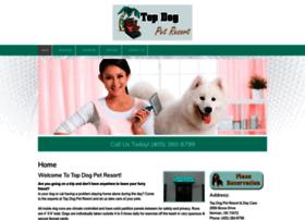 Topdogpetresort.net thumbnail