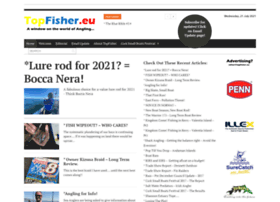 Topfisher.eu thumbnail